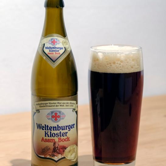 Weltenburger Asam Bock, a Doppelbock